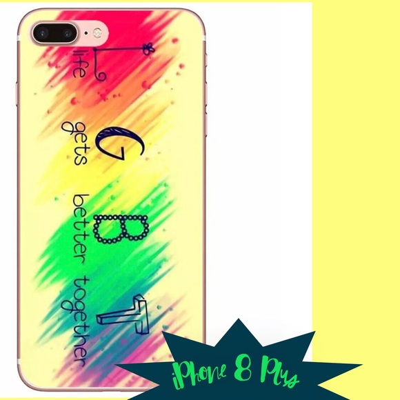 lgbt phone case iphone 8